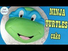 How to make Ninja Turtles cake / Jak zrobić tort Żółw Ninja - YouTube