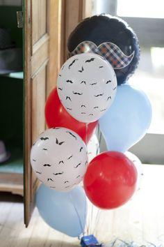 Little Man Mustache Party Supplies #Birthday #Kids #BirthdayExpress