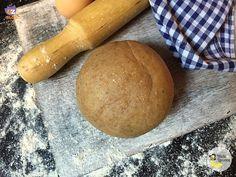 Pasta Frolla Salata integrale - ricetta base