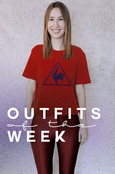 Outfits Of The Week: One Color Outfits   Part 1: Colorful Lookbook   OOTW #002: https://www.youtube.com/watch?v=Jx4dwdsguho <3 November's outfits of the week featuring one color outfits. Each day features a new bright color. Don't be afraid to wear color and mix and match them; different tones of one color can look awesome together.