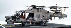 Lynx HMA8 RN 1/48 Scale Model