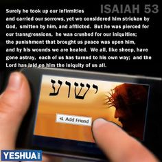 An encounter with Yeshua: Isaiah 53, beyond missionary and counter-missionar...