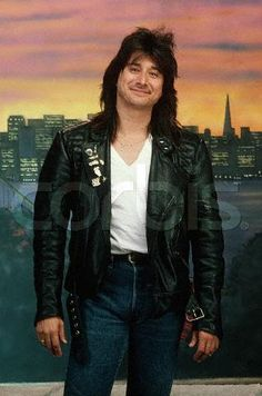 Steve Perry 1987 Bammies Gallery