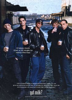 Backstreet Boys! I HAD THIS POSTER ...