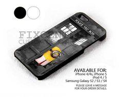 The Hitman Minion case for iPhone 4/4S/5 iPod 4/5 Galaxy S2/S3/S4 | FixCenter - Accessories on ArtFire