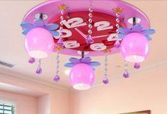 Bedroom Ceiling, Ceiling Lamp, Boy And Girl Cartoon, Boy Or Girl, Study Lamps, Wood Chandelier, Kids Lighting, Modern Bedroom, Simple