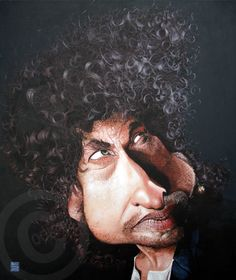 [ Bob Dylan ] - artist: Russ Cook