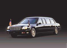 2001 Cadillac Deville Presidential Limousine Eldorado Escalade Antique Cars