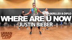 Where Are Ü Now - Justin Bieber, Skrillex & Diplo / Keone Madrid Choreog...
