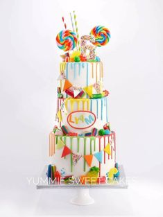 Children Cake, Happy Birthday, Birthday Cake, Desserts, Food, Happy Brithday, Tailgate Desserts, Birthday Cakes, Deserts