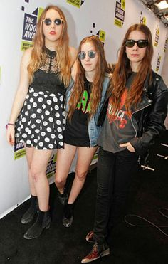 Grammy Pics Are Killin Me Haim 69 Pinterest