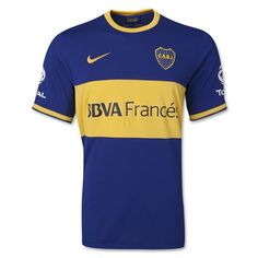 Boca Juniors Home jersey - La Mitad Mas Uno Tienda Real Madrid 2f1976113