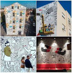 l protagonista di oggi della nostra rubrica #Viralgram è Millo, lo street artist brindisino che ha iniziato la sua carriera rivoluzionando il paesaggio di Torino e Milano e dipingendo i suoi murales su enormi pareti. Attraverso il suo canale Instagram l'artista documenta le sue opere e i suoi passaggi in giro per il mondo. Per gli appassionati di #streetart il profilo è davvero imperdibile.