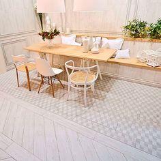 #vives #ceramic #tile #efeso #evia #romantic #wood #vintage #cersaie #italy #trend #amazing #desing #cute #architecture #interior #floor #wa...