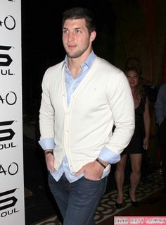 """Meet Tim Tebow's New Girlfriend, Calli Blaine – CDL Exclusive (Photos)"" Celebrity Dirty Laundry (January 28, 2013)"