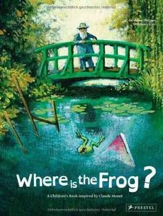 Based on the beloved series of water lily paintings by Claude Monet, this children's book draws readers into the atmosphere and colors of Monet's garden at Giverny, where a lovely but vain frog tries