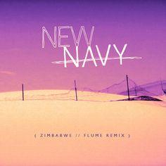 """Zimbabwe"" by New Navy was added to my Descubrimiento semanal playlist on Spotify"