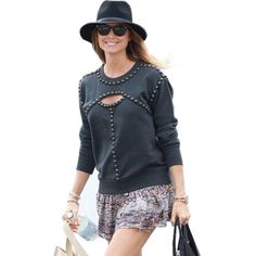 Cheap sweater blouse, Buy Quality coated glass directly from China sweater jacquard Suppliers: Free Shipping 2014 Autumn Fashion Sweater Grey Hoodie Paillette Full Coat Pullovers S,M,L,XL,2XL,3XL,4XL 13914US $ 15.72