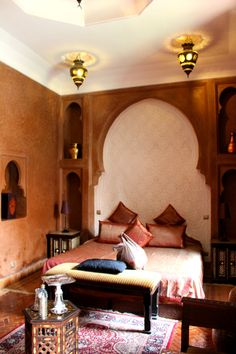 The Best Ideas For Moroccan Interior Design Moroccan Room, Moroccan Interiors, Moroccan Decor, Moroccan Lanterns, Moroccan Tiles, Turkish Tiles, Design Marocain, Interior Architecture, Interior Design