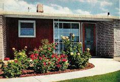 Mid century home