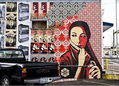 beautiful street art | Beautiful Examples Of Street Art and Graffiti Art