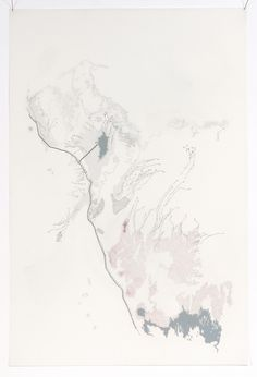 Subjective Cartography ➳ Mira Rojanasakul