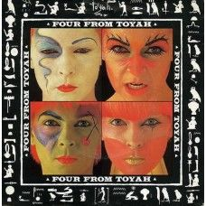 """7"""" 33RPM Four From Toyah EP by Toyah from Safari Records (TOY 1)"""