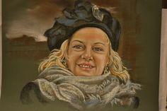 Titolo :Paul pastello dell'artista Ruggiero Bignardi http://lacortedifelsina.oneminuesite.it