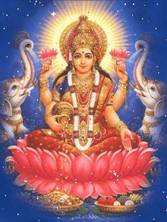 Goddess Laxmi-dus maha vidhiya-durga