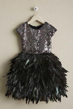 711b576b96 Buy Green Sequin Shift Dress (3-16yrs) from Next Turkey   Girls ...