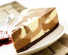 Decadent Triple Chocolate Cheesecake Recipe