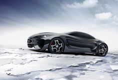 Wallpaper jaguar xkx, black, aggressive, sports car, jaguar, snow ...
