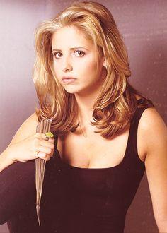 Buffy the Vampire Slayer Joss Whedon, Seinfeld, Sarah Michelle Gellar Hot, Buffy Summers, Michelle Trachtenberg, Stewart, Buffy The Vampire Slayer, Gal Gadot, Thing 1
