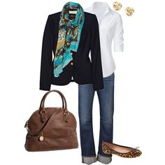 """""""Casual get together"""" by vweldon on Polyvore"""