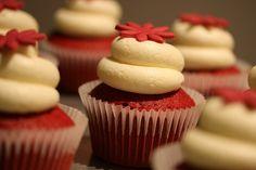 Sugadeaux Cupcakes - Red Velvet