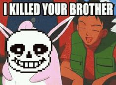 This is a video game (Undertale), but whatever