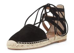 The Laced Espadrille