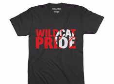 Wildcat Pride SVG Bundle - includes paw print, band, baseball, basketball, cheer, football, soccer, track/cc, volleyball and wrestling | Kelly Lollar Designs