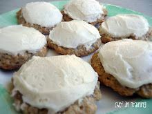 Banana cookies - maybe I can use up some bananas from my freezer with this receipe!