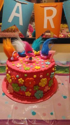 Bolo Trolls | Trolls Cake