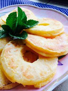 【手頃な缶詰でつくるケーキ】ドーナッツ型がとってもキュート♪簡単パイナップルケーキ | クックパッドニュース