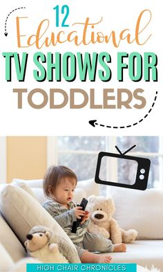 Looking for educational shows for kids?Check out these 12 awesome educational tv shows for toddlers! Sometimes you need to keep your toddler entertained to get things done. These toddler tv shows will allow them screen time that is actually beneficial. No mom guilt here! You'll love these educational shows on Netflix for kids, on Amazon Prime, educational youtube channels for kids, and more! Amp up your kids entertainment with these amazing choices!