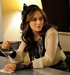 who wouldn't want to be exactly like Blair Waldorf?