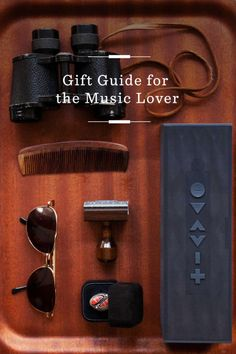 Still looking for that perfect holiday gift? Check out this guide for your music loving friends /