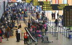 MTC aprobó cobro a pasajeros en tránsito en el aeropuerto Jorge Chávez