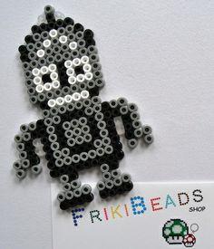 Bender Futurama  hama beads by Friki Beads