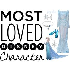 Elsa by george-alban on Polyvore