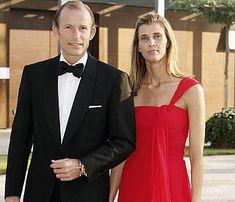Prince Kyril and Princess Rosario of Bulgaria