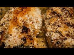 Rulouri de pui cu sparanghel - YouTube Banana Bread, Youtube, Desserts, Food, Tailgate Desserts, Deserts, Essen, Postres, Meals