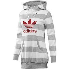 adidas Women's Striped Logo Hoodie | adidas Canada
